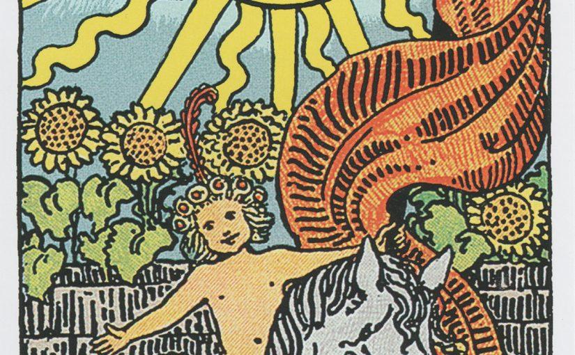 Karte im Detail: Die Sonne